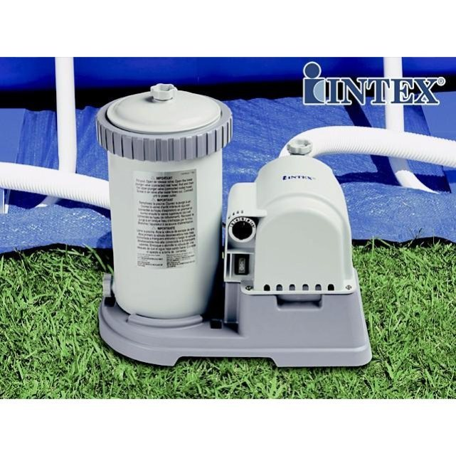Robot piscine intex intex auto pool cleaner robot for Balai aspirateur piscine intex