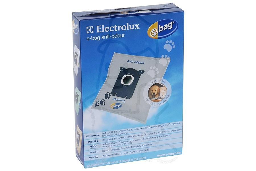 electrolux sac aspirateur s bag e203b anti odeurs. Black Bedroom Furniture Sets. Home Design Ideas