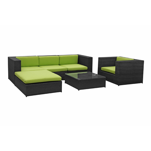hesperide salon de jardin bas rsine tresse ortebello hesp catgorie piscine gonflable. Black Bedroom Furniture Sets. Home Design Ideas
