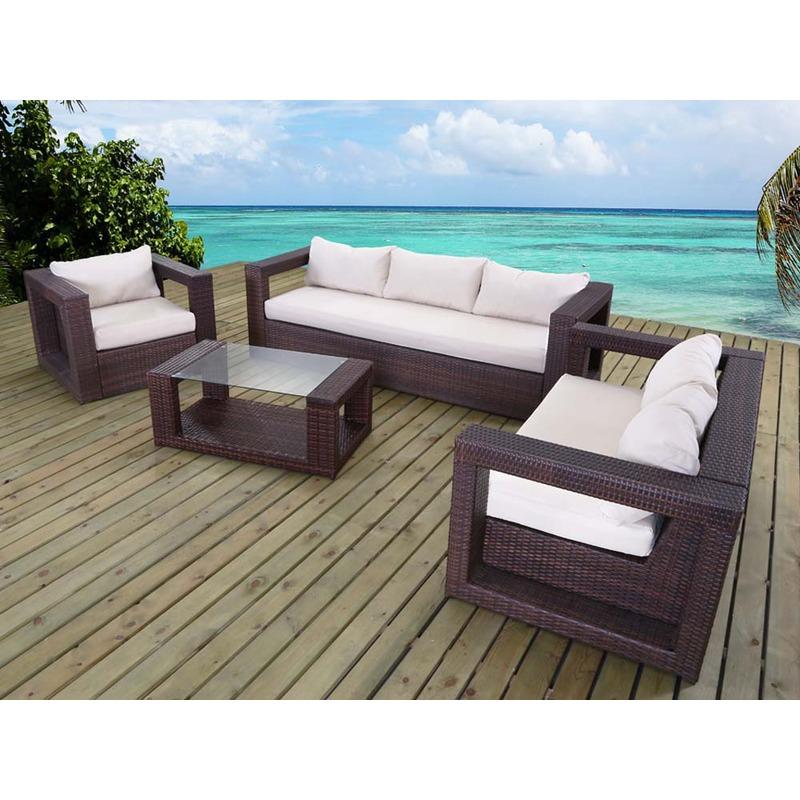 mobilier de jardin tresse inspiraci n para el dise o del hogar y las ideas interiores. Black Bedroom Furniture Sets. Home Design Ideas