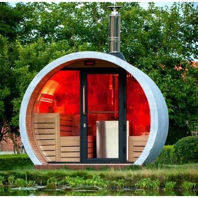 Catgorie sauna du guide et comparateur d 39 achat - Sauna exterieur jardin moderne ...