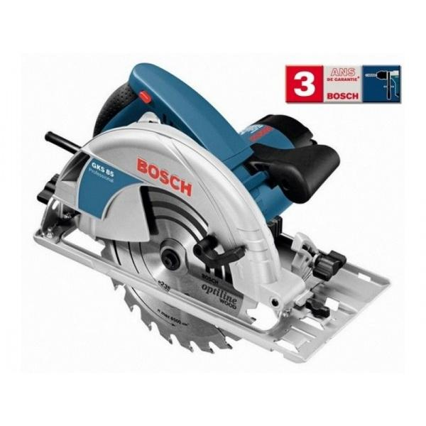 Bosch cscie circulaire gks 85 catgorie perceuse - Scie circulaire 235 mm ...