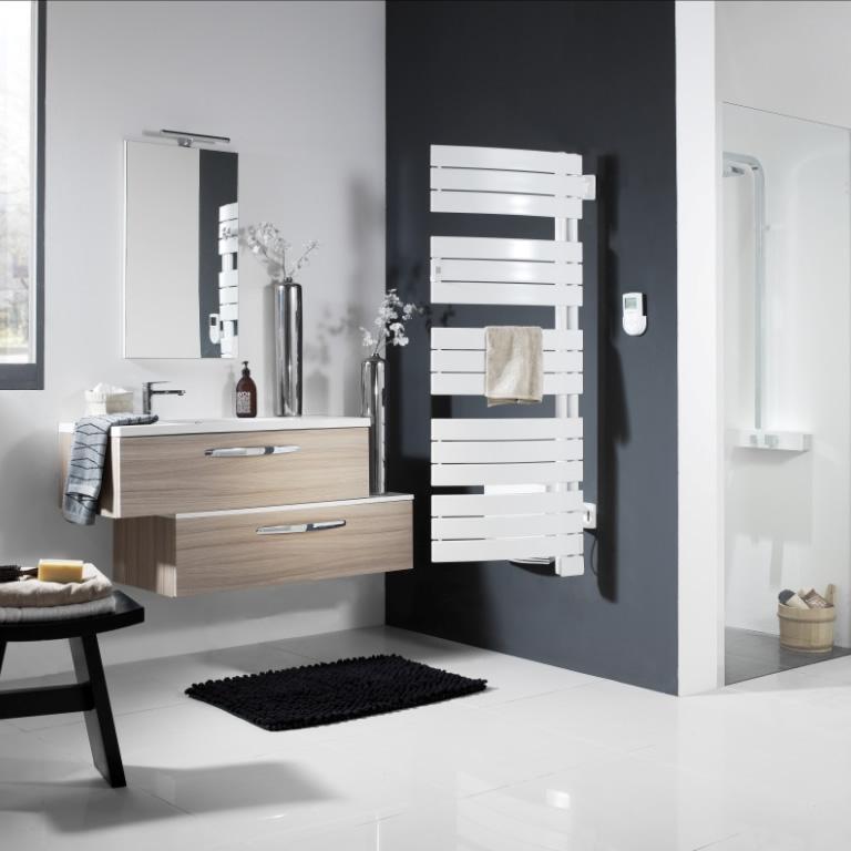 seche serviette atlantic 500w seche serviette electrique. Black Bedroom Furniture Sets. Home Design Ideas