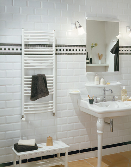 acova seche serviettes palma cintre 500w. Black Bedroom Furniture Sets. Home Design Ideas