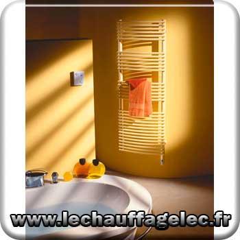 Acova k va spa 750w vertical cat gorie s che serviette - Seche serviette sous fenetre ...
