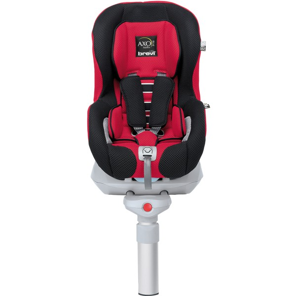 brevi si ge auto groupe 1 axo isofix rouge pour b b. Black Bedroom Furniture Sets. Home Design Ideas