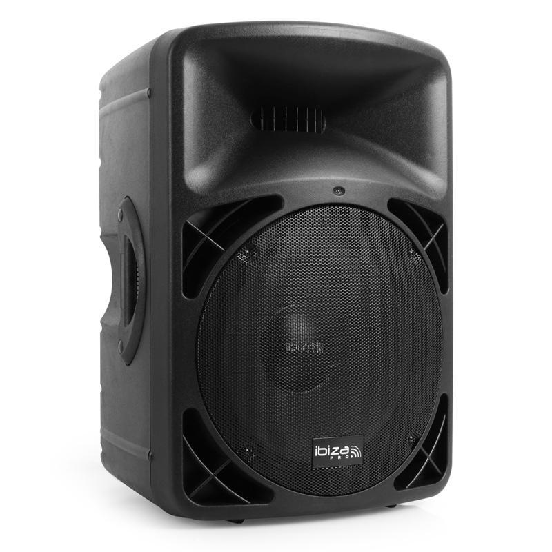 ibiza pro15a bt enceinte pa active bluetooth usb sd mp3 400w catgorie sonorisation professionnelle. Black Bedroom Furniture Sets. Home Design Ideas