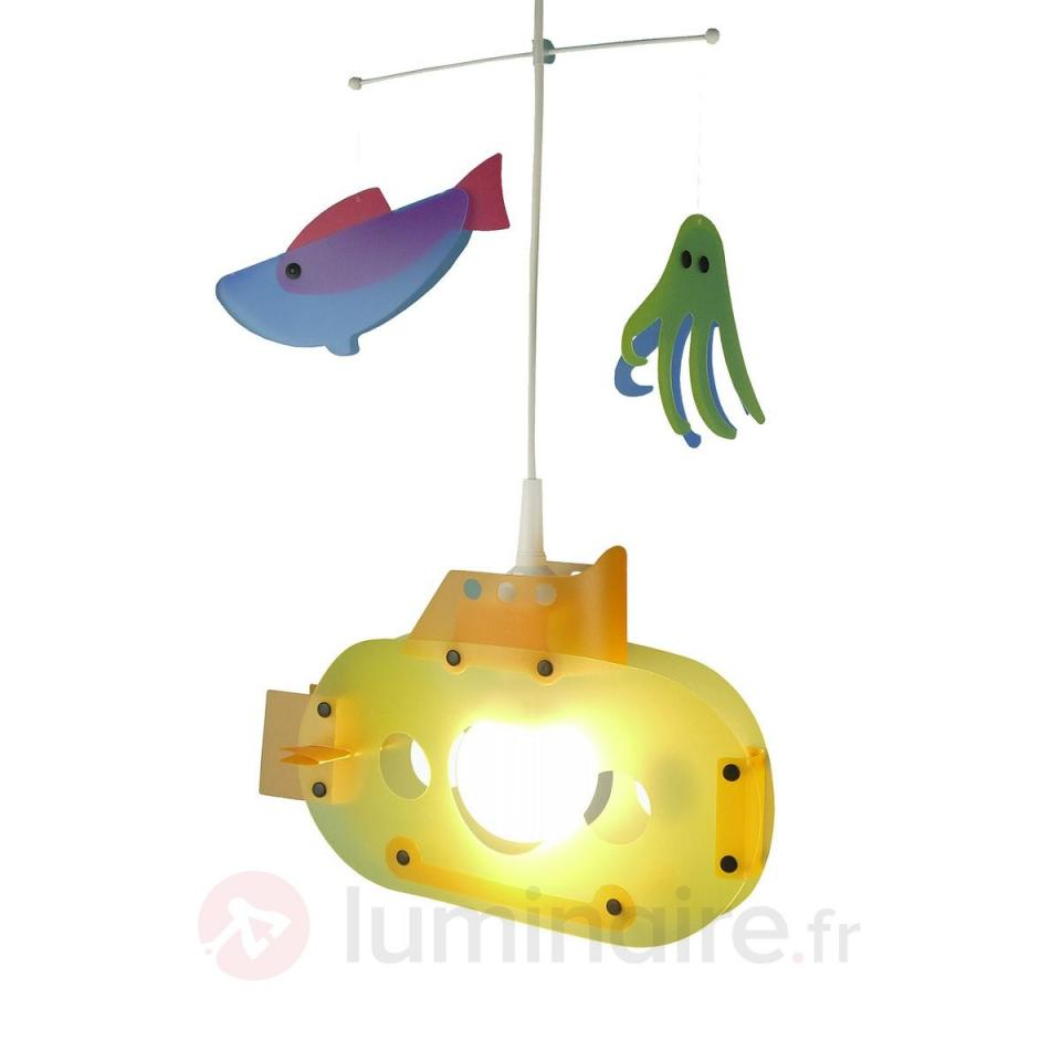 Sous marin guide d 39 achat for Suspension chambre d enfant