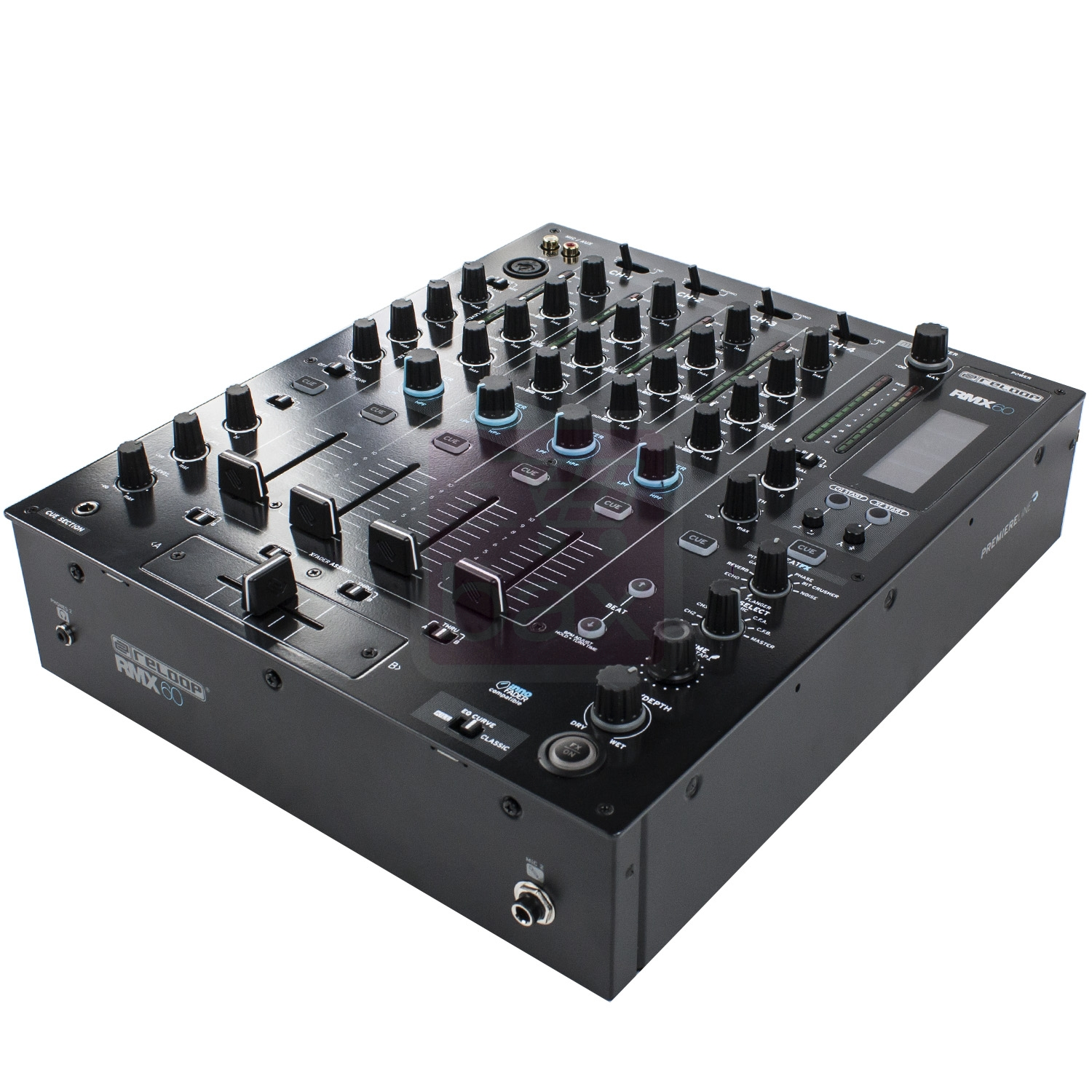 reloop c rmx 60 table de mixage numrique. Black Bedroom Furniture Sets. Home Design Ideas