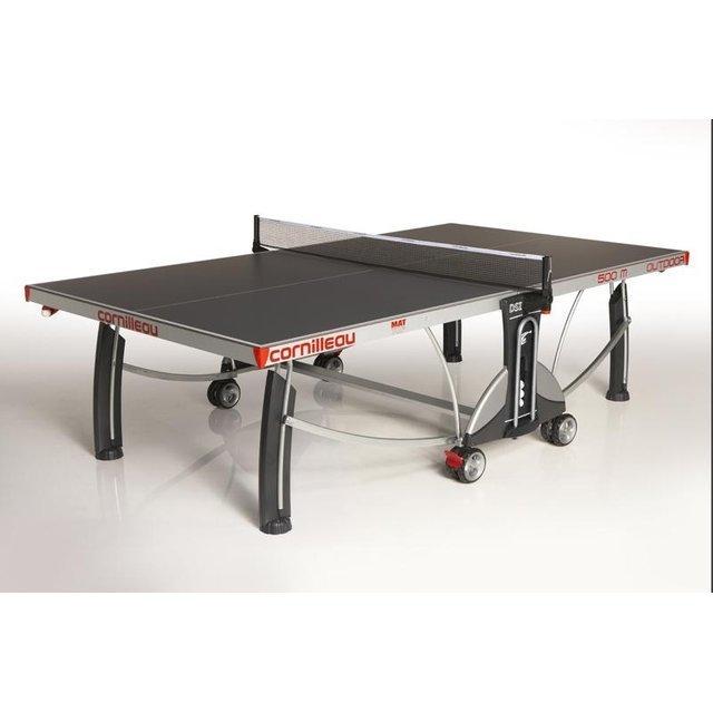 Cornilleau table de ping pong outdoor sport 500m outdoor gri - Table cornilleau 500m outdoor ...