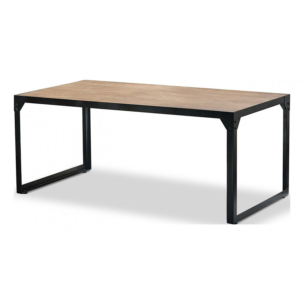 Inwood ctable trteau 180 cm tempo for Table de salle a manger 85 cm
