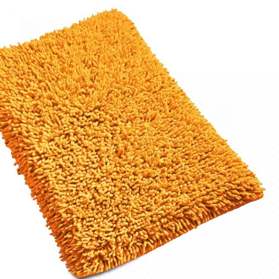 tapis de bain jaune tapis de bain jaune 50 x 85 cm. Black Bedroom Furniture Sets. Home Design Ideas