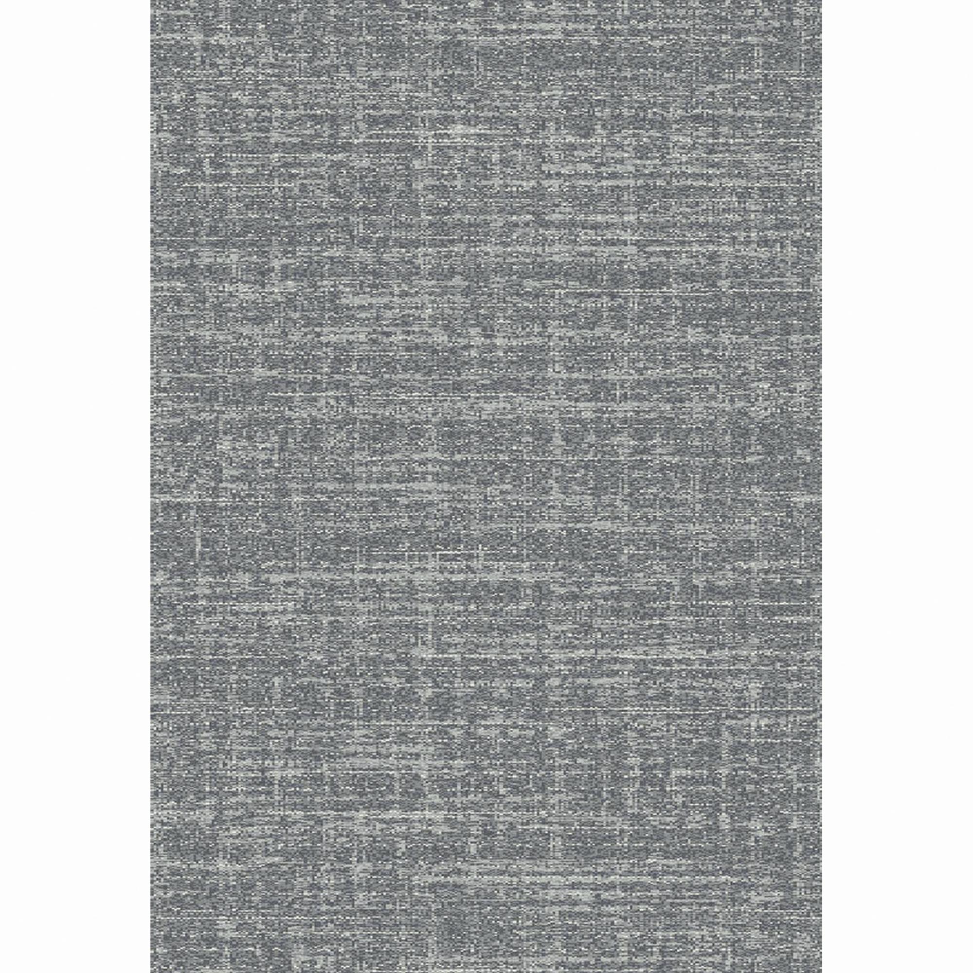 axe tapis ray bleu et gris 100 coton tissage entrelac la. Black Bedroom Furniture Sets. Home Design Ideas