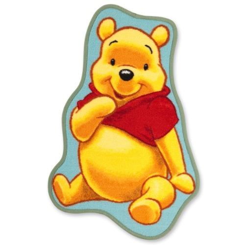 Disney Cpetit Tapis Forme Winnie Lourson