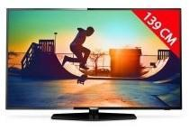 TV LED 4K 139 cm PHILIPS 55PUS6162
