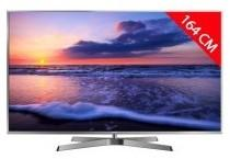 TV LED 4K 3D 164 cm PANASONIC
