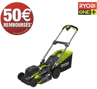Coupe bordures ryobi rlt5027pk3 500 w 2 bobines for Coupe bordure ryobi 36v