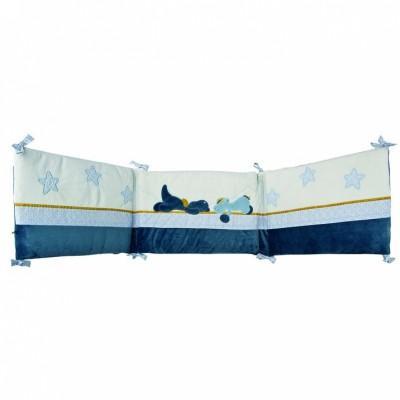noukie ctour de lit s victor et lucien catgorie tour de lits. Black Bedroom Furniture Sets. Home Design Ideas