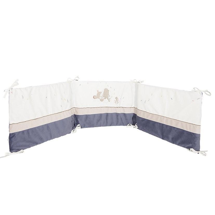 Catgorie tour de lits du guide et comparateur d 39 achat for Housse de coussin 30x60
