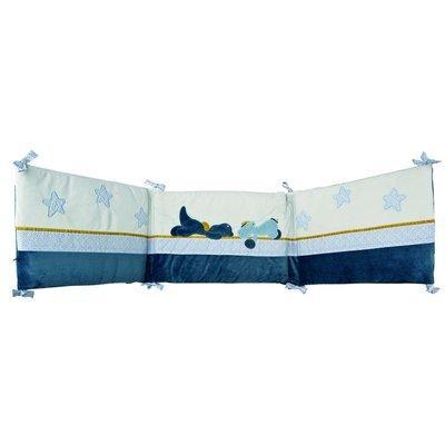 noukie ctour de lit s victor et lucien cat gorie tour de lits. Black Bedroom Furniture Sets. Home Design Ideas
