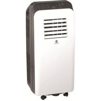 alpatec c ac24 climatiseur mobile 2640w 25m. Black Bedroom Furniture Sets. Home Design Ideas