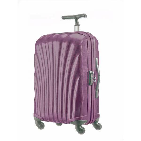 samsonite valise cabine rigide 4 roues cosmolite 55 cm curv. Black Bedroom Furniture Sets. Home Design Ideas