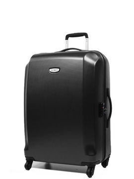 samsonite valise pas cher 4 roues 69cm 45v003 black. Black Bedroom Furniture Sets. Home Design Ideas